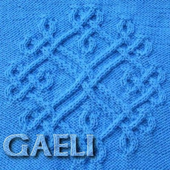Celtic Snowflake 20 Knitting Pattern by CelticPatterns on Etsy