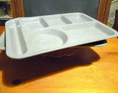 Set of Two (2) TexasWare Cafeteria/Lunch Room Trays