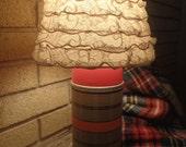Vintage Aladdin Thermos Table Lamp