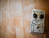 Low-Cut filter / High-pass filter stompbox (lo-fi sound, low-fi effect)