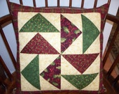 Christmas Quilted Pillow
