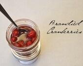 Brandied Cranberries 4oz