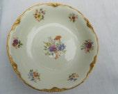 Vintage bowl, Warwick small china bowl, made in USA, Collectible