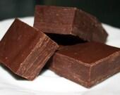 One (1) Pound Fresh Homemade Fudge-Made to Order-Chocolate Velvet