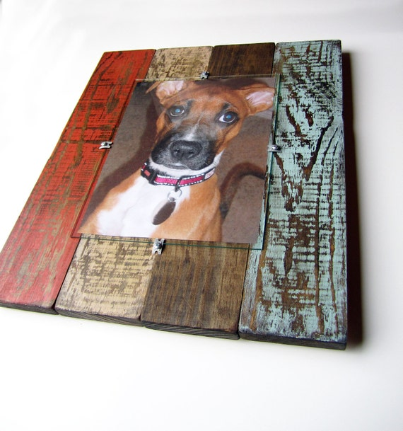 Rustic Wood Picture Frame 8x10