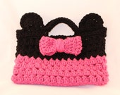 Minnie Mouse Purse with Bow