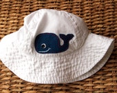 Whale Critter Sun Hat