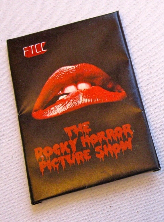 Rocky Horror Picture Show Trading Cards