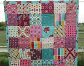 Domestic Bliss baby quilt