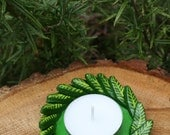 Wreath tealight holder / small dish - CURRENTLY RESERVED