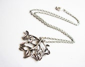 Silver Tree Necklace, Tree of Life Necklace, Simple Tree Necklace, Spirit Necklace, Tree of Life Jewelry, Religious Necklace, anniversary