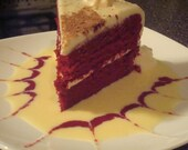 Red Velvet Cake - Dallas Area Only Mother's Day made with the finest ingredients