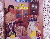 Annie's Crochet Newsletter Volume 9, Patterns, FREE Shipping