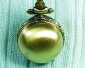 Harry Potter Golden snitch Pocket Watch Pendant  ( additional free shipping)