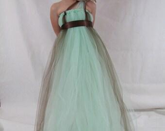 Girls Tulle Tutu Dress