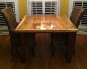 Custom Kitchen Table, made-to-order - WoodCanvas