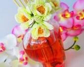 Rose Petal Diffuser Oil Set with Reeds