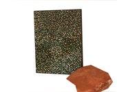 Dot Painting Aboriginal Inspired 9 x 12