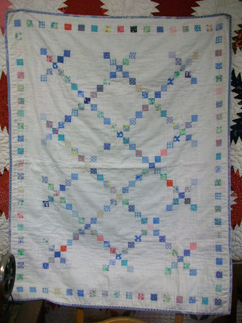 Antique Looking Itty Bitty Baby Quilt Pattern