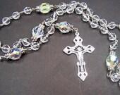 Rosary: Crystal