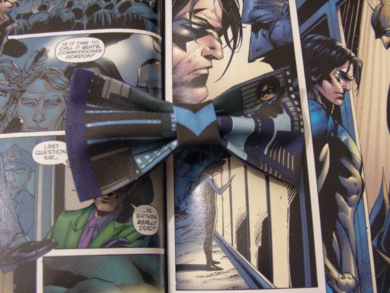 Nightwing Hairbow