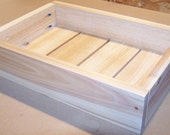 Cedar Seedling Starter Garden Box