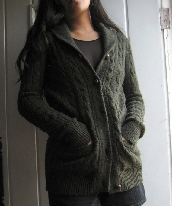 Lamb's Wool and Cashmere Sweater