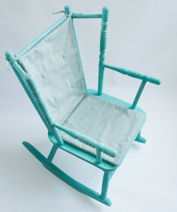 Children's Rocking Chair by Petits Sauvages