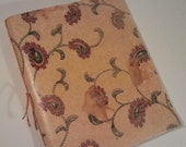 Vintage Paisely Wallpaper Blank Journal