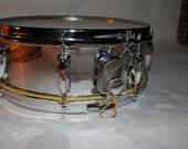 Snare Drum Vintage Slingerland 1970 Buddy Rich Sale 15% COUPON CODE 77731