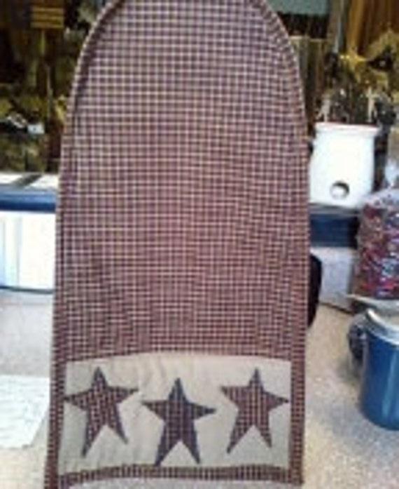 Kitchenaid Mixer Cover Homespun with Stars