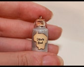 Custom One of a Kind Bottle Charm Necklace