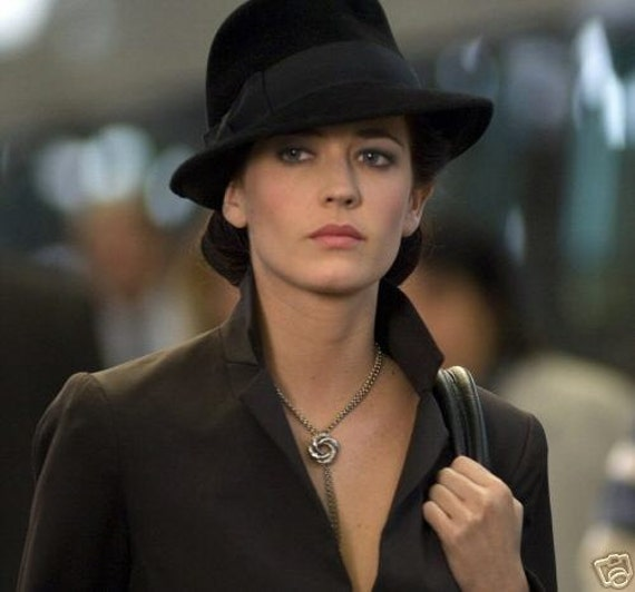 Algerian Love Knot-Vesper Lynd Inspired Necklace (from Casino Royale)