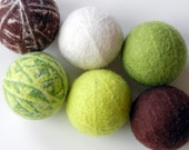 uber cool wool dryer balls cool colors eco friendly quality