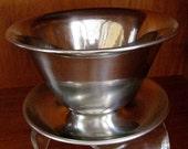 Stainless Steel gravy serving bowl made in Denmark