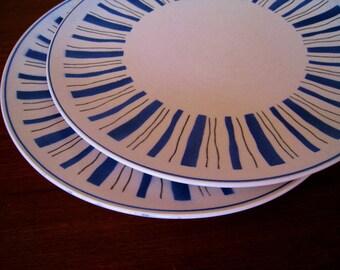 Mikasa Vista 7016 dinner plates