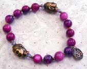 Little Buddha Bracelet - Ama Shell