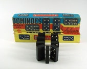Dominos made by Halsam Double 6