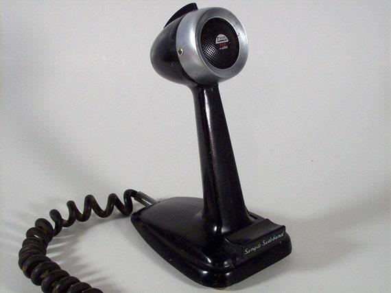 Microphone, Turner Microphone, 454X