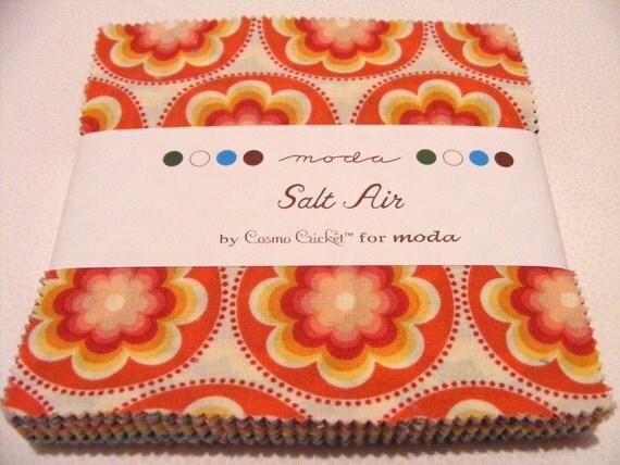 Salt Air Charm Pack by Moda