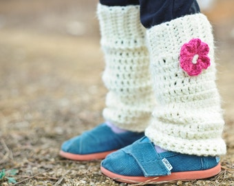 Cutest LegWarmers - Sizes Infant thru Pre-teen.