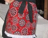 Western Skirt Apron