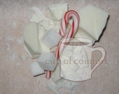 Candy Cane Hot Cocoa Mix Gourmet Drinking Chocolate White Chocolate Peppermint