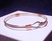 Ladies Eyehook Bracelet.