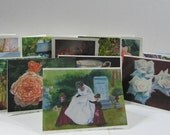 The Whole Kit and Caboodle, set of 13 Blank Greeting Cards