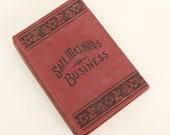 Vintage Safe Methods of Business 1909