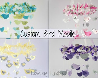 DESIGN Your Own BIRD Mobile