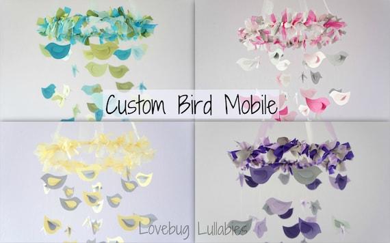 DESIGN Your Own BIRD Mobile