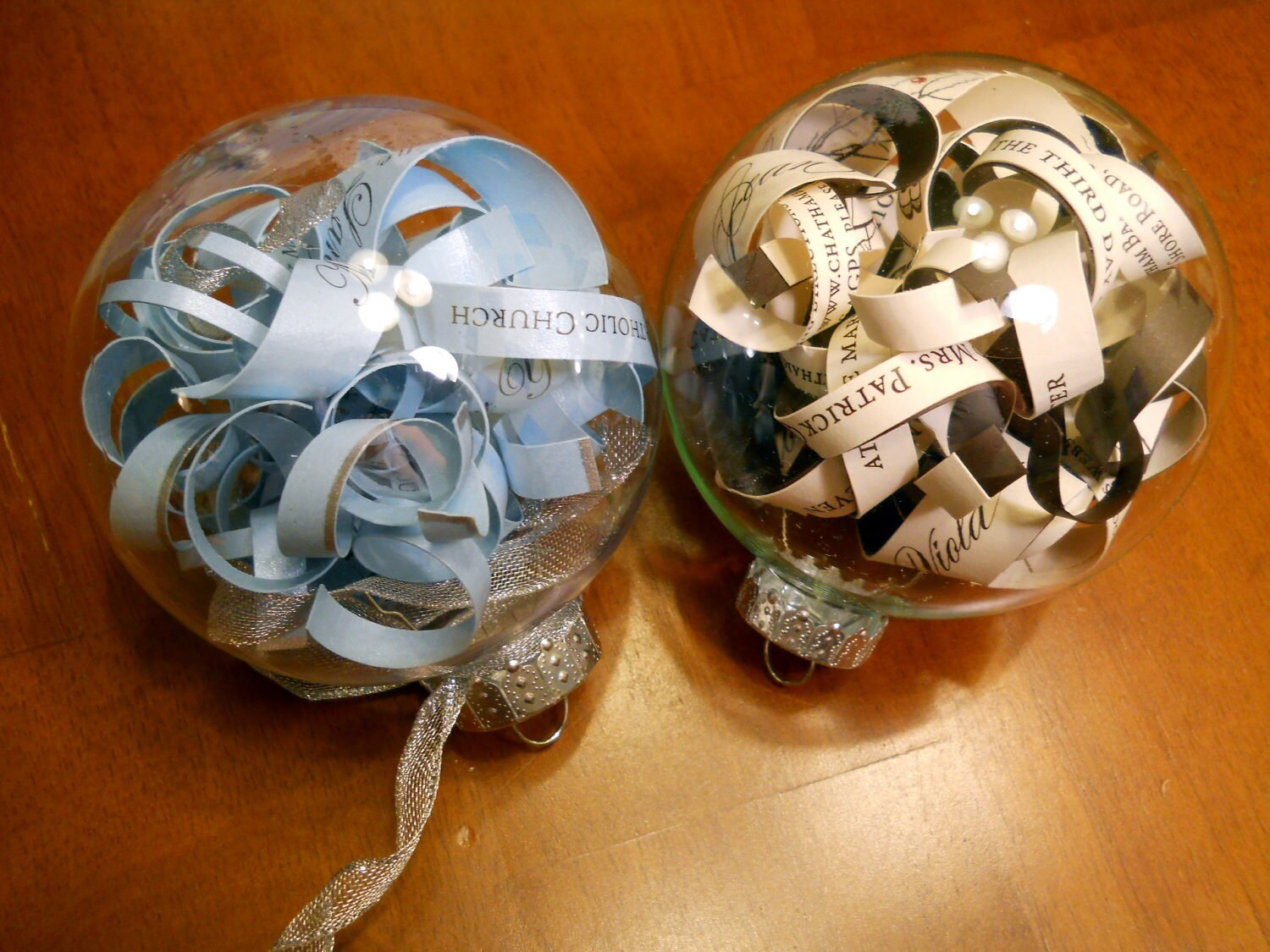 Wedding Gift Ornaments: Wedding Invitation Christmas Ornament Will Still Make Even
