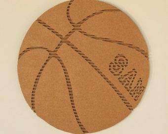Cardboard Basketball